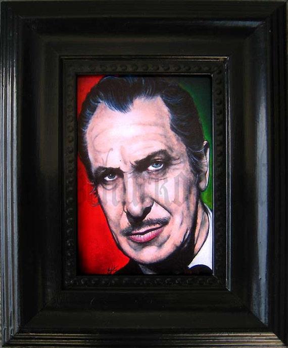 Vincent Price - Framed