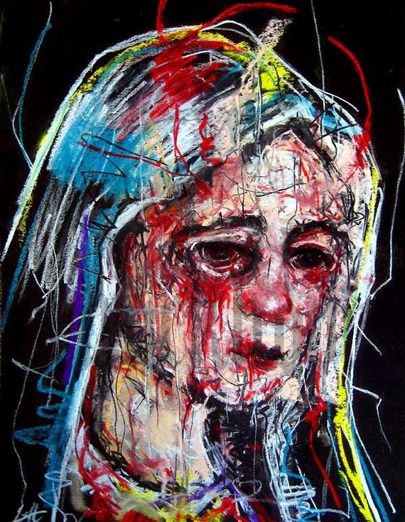 Abstract Virgin Mary 59