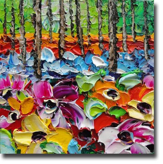 B. Sasik Original Oil Painting Rainy Night ART