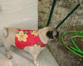 Pug Harness Large (22-30 pounds) also fits other dog breeds