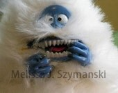 Yet another Yeti Photo Note Card