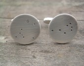 Custom Constellations Cuff Links for KelliBrady