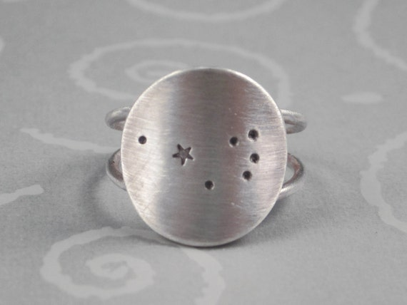 Pisces Constellation Ring for lwolf1