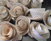 paper roses from history