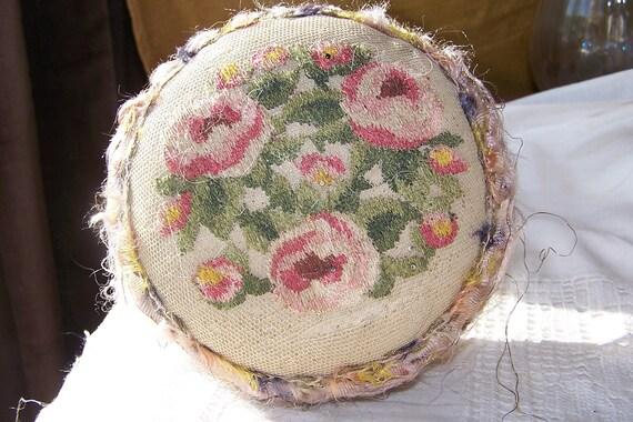 Vintage, Sewing, Pin Cushion, 1890-1900