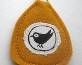 Little Bird keyring