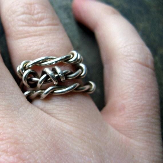 twist ring stacking set-- primitive series