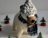 Winter Bear--SALE