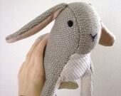 Gray Dot Bunny