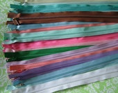30 long length zippers