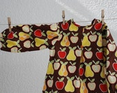 BIG SALE Apple and Pear Tunic  2T or 3T