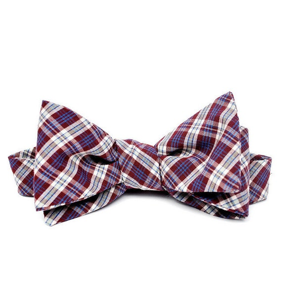 FORAGE sample sale. bow tie / plum