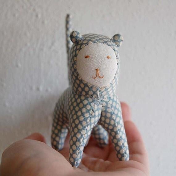 miniature FERN ANIMAL plush toy