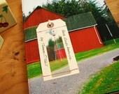 Back Roads America - by Thomas O'Neill - Vintage Hardback - Free Shipping