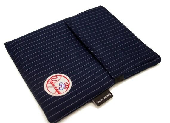 Apple Ipad Sleeve Padded Case New York Yankees Pinstripe