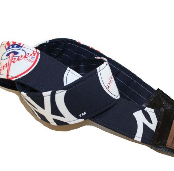 Camera Strap, DSLR, SLR  - New York Yankees Vintage Logowith  Pinstripes -Last One