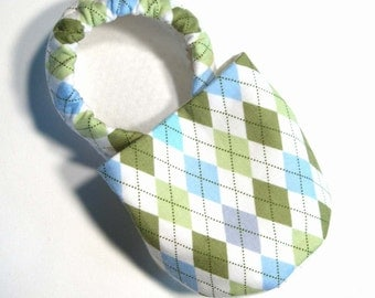 Argyle Soft Soled Baby Shoes 18-24mo
