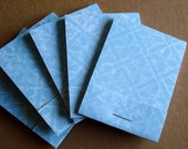 Matchbook Notebooks- Boho Chic- Box Flower- 5