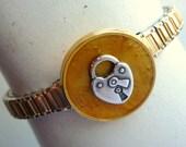 Unlocked Heart bracelet