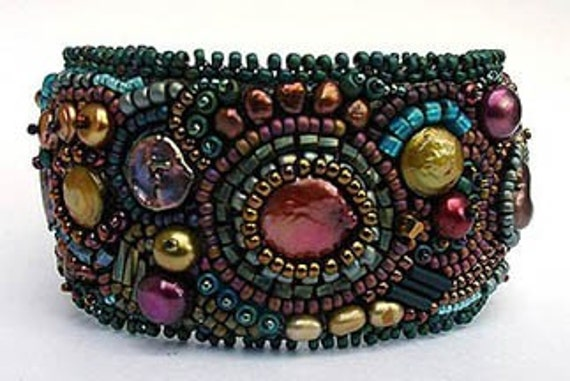 Mayan Treasure Bracelet Instructions PDF-File