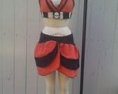 Custom flame retardant outfit