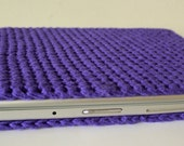 Purple Laptop Sleeve for 17 inch APPLE MACBOOK PRO or Any 17 inch Laptop