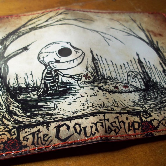 """Skeleton Monster ZOmbie Love by the Undead Agorables Clothing """"The Courtship"""""""