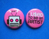 I sold my soul and all I got was this lousy button set.