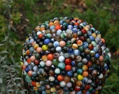 Marble Garden Sphere-- Free Shipping
