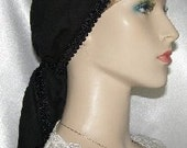 Headcovering Head Covering Snoods - Gauze Cotton Snood Band Ties - Variety of Colors
