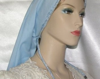 Batiste Cotton Headcovering - Many Colors to Choose From - Tiechel, Scarves, Head Coverings