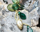 Ear Cuff Forest Fairy Vine - Thyme2dream