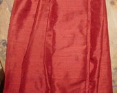 Red Silk sling- reserved