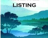 Reserved Listing for petitefuret