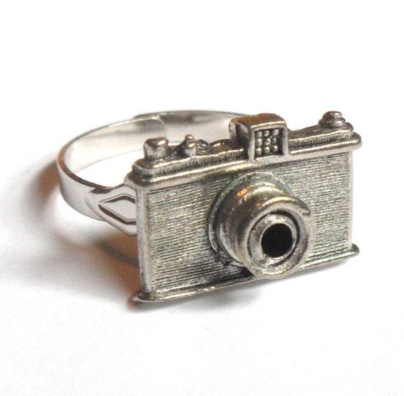 Camera Adjustable Ring