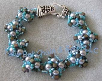 Coronado Beaded Bracelet Tutorial