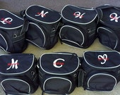 9 Personalized Double Compartment Coolers - Great Groomsmen gifts