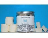 Marshmallow Fluff Sugar Scrub Cubes 8oz