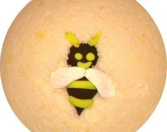 Honey Bath Bomb 60mm