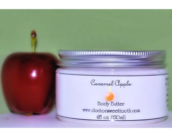 Caramel Apple Body Butter (Paraben Free)