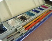 Vintage Binney and Smith Co. New York Artista Water Color Set