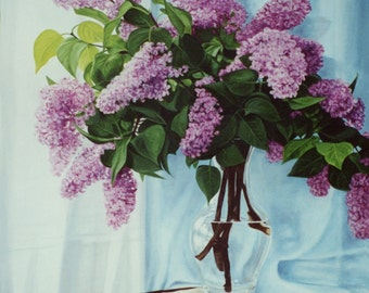 Lilacs in Lenox - Fine Art Print