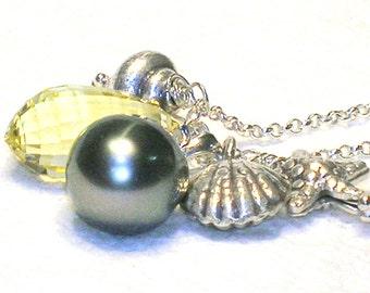 Thailand Sea Pearl Necklace