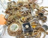 Year End Blowout - HALF PRICE- Destash - Leftover Loot - Mostly Goldtone