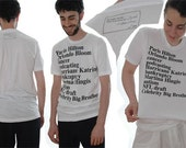 GOOGLE NEWS TOP SEARCHES IN 2006 T SHIRT