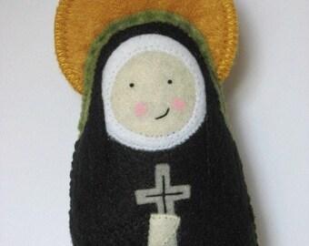 Saint Madeleine...Felt Softie