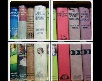 ChicalooKate Literary Classics Ceramic Coaster Set