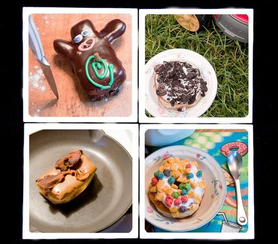 Good Morning Sugar Rush - Ceramic Coaster Set