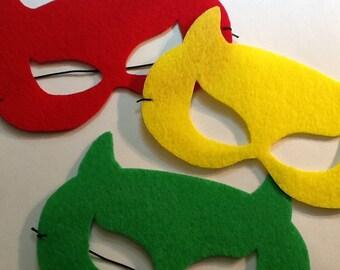 MADE TO ORDER Batgirl Masks