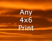 4x6 Print - Your Choice of Photos - Buy Two Get One Free